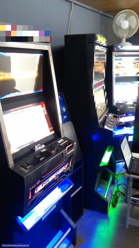 Uderzyli wnielegalny hazard