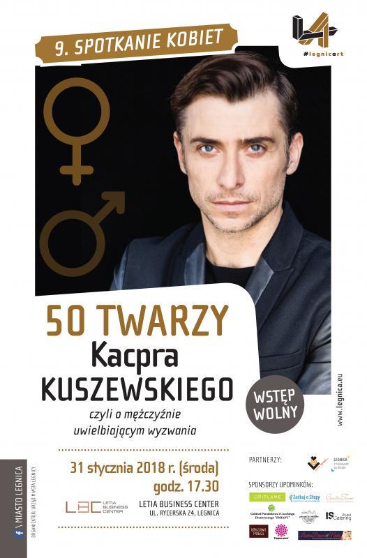 Spotkanie kobiet zKacprem Kuszewskim