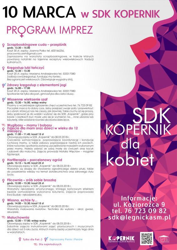 Aktywnie dla kobiet wKoperniku