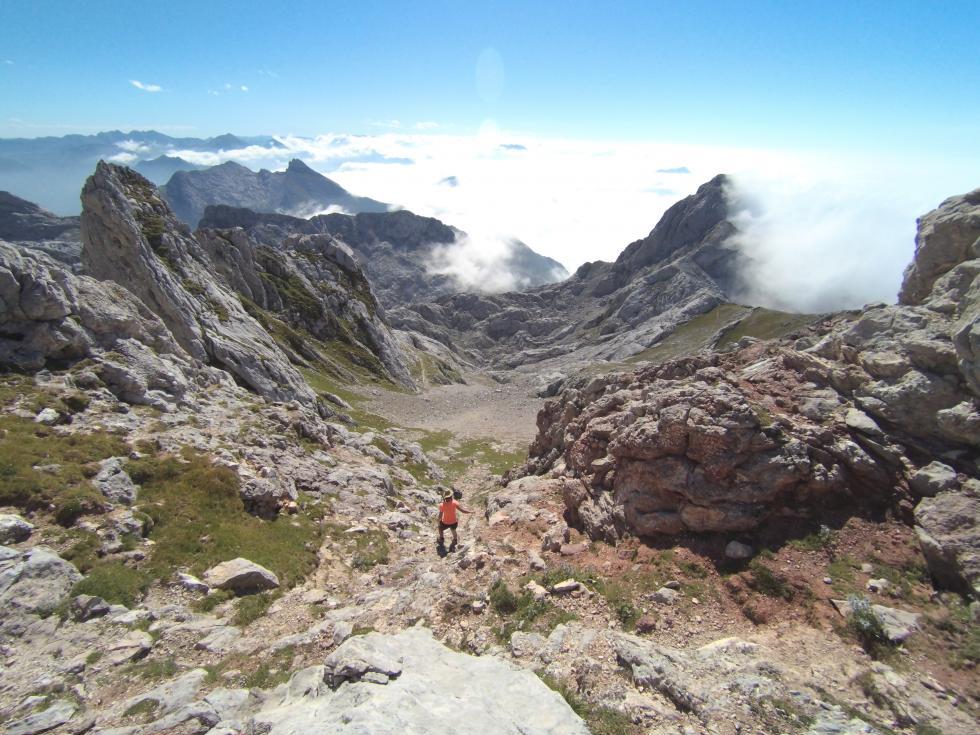 Kolos za sukces wrocławskich grotołazów whiszpańskich górach Picos de Europa