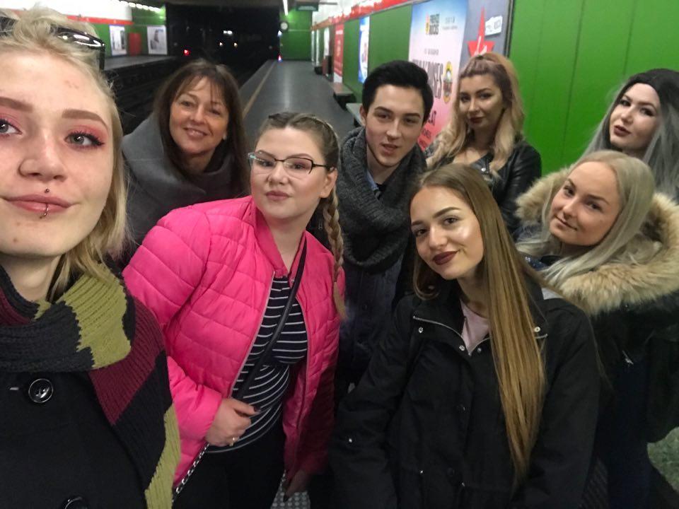 Nasi uczniowie na zagranicznych stażach – Austria, Hiszpania, Włochy