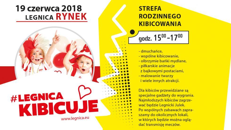 Legnica kibicuje Polakom na Mundialu