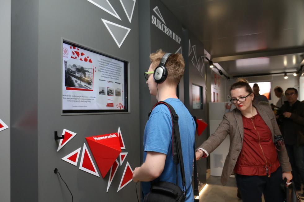 Muzeum Stulecia Odzyskania Niepodległości przybyło doLegnicy