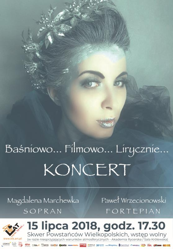 Magdalena Marchewka baśniowo... filmowo... lirycznie