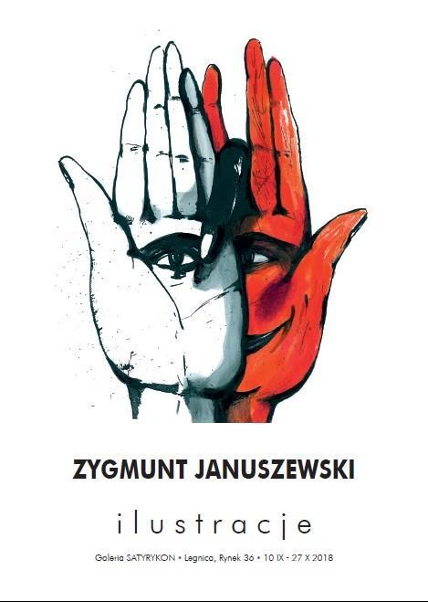 Ilustracje Zygmunta Januszewskiego wGalerii Satyrykon