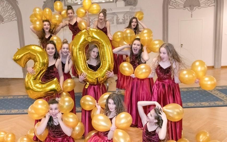 Balbinki mają już 20 lat. Wpadnij na ich taneczny jubileusz