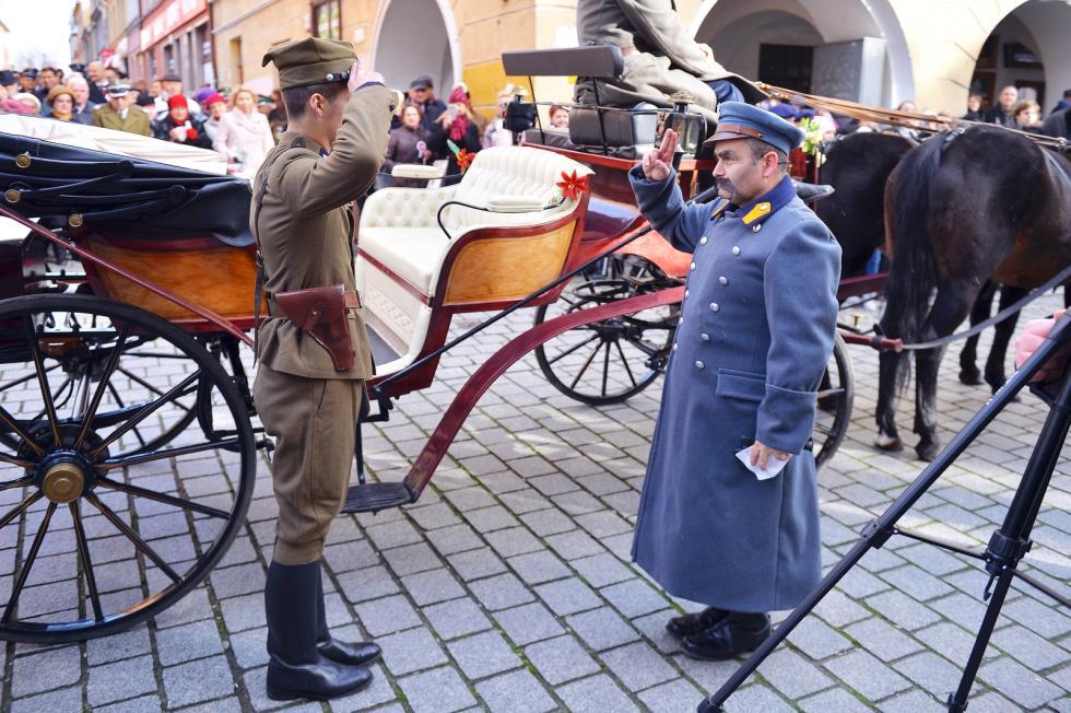 Jawor już świętuje 101 lat Niepodległości