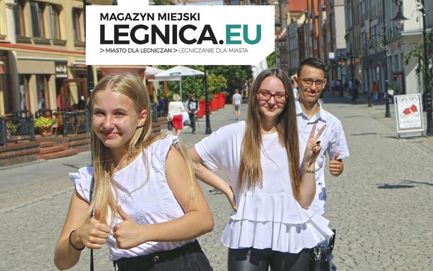 Magazyn Legnica.eu już dostępny winternecie